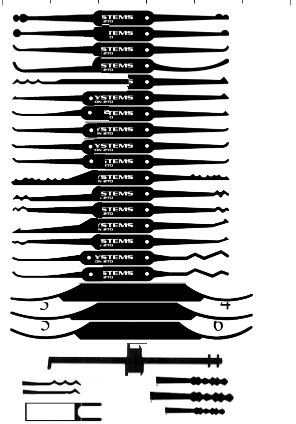 lock pick templates printable