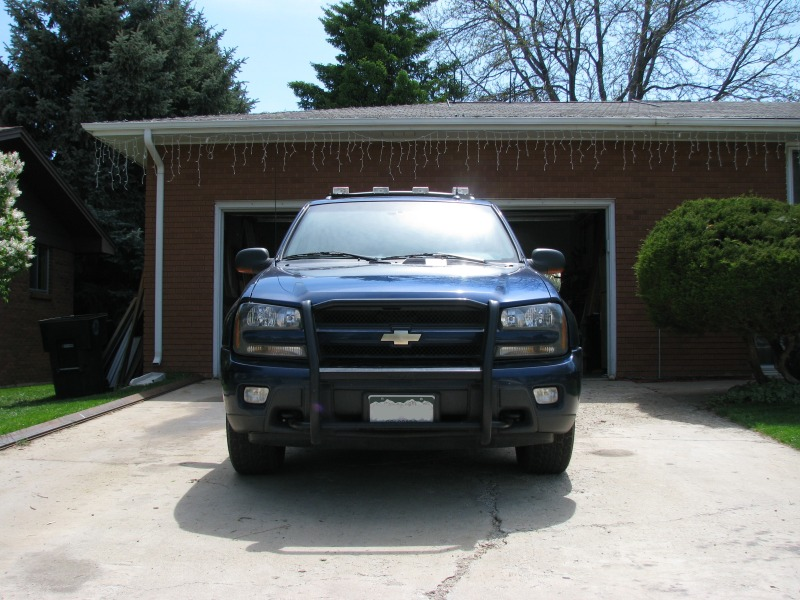 My lightbar install page 6 chevy trailblazer trailblazer ss and report this image mozeypictures Images